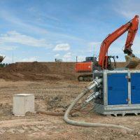 BA100K D193 sewer pumping BBA Pumps