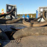 BA150E D285 sewer bypass pumping BBA Pumps